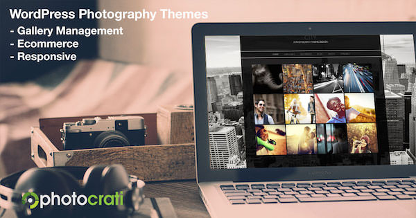 City WordPress Photography Theme