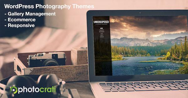 Underexposed Photography Theme
