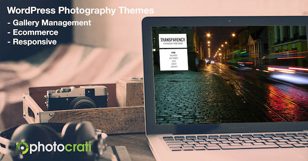 Transparency Photography Theme